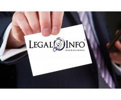 Legal Info Marcin Gędłek Kancelaria Prawna