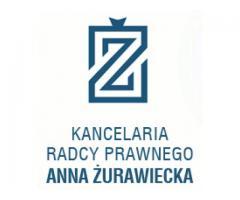 Kancelaria Radcy Prawnego Anna Żurawiecka