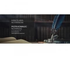 Kancelaria Notarialna Piotr Kowalec Notariusz