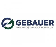 Kancelaria Prawnicza Adam Gebauer - prawnik, adwokat, doradca podatkowy w Bielsku-Białej